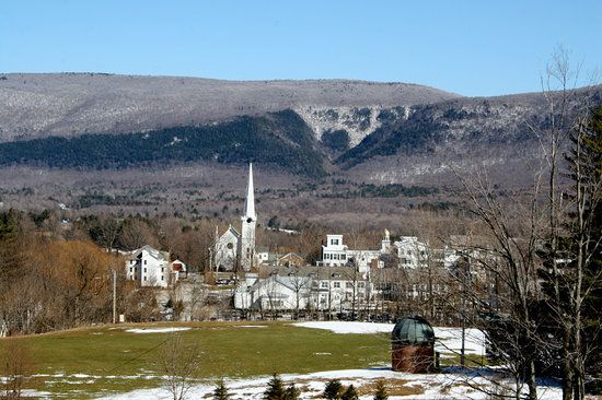 Manchester, Vermont: Nestled in the heart of the Green Mountains, this former iron-mining town today is the quintessential Vermont getaway, complete with a white steeple church, antique shops and cozy country inns. Manchester is a true all-season destination.