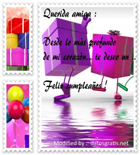 enviar tarjetas con sludos de feliz cumpleaños a mi amiga : http://www.datosgratis.net/bonita-carta-para-mi-amiga-en-su-cumpleanos/