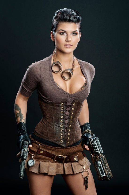 Steampunk Clothing | Steampunk Fashion Women / Meschantes Steampunk by