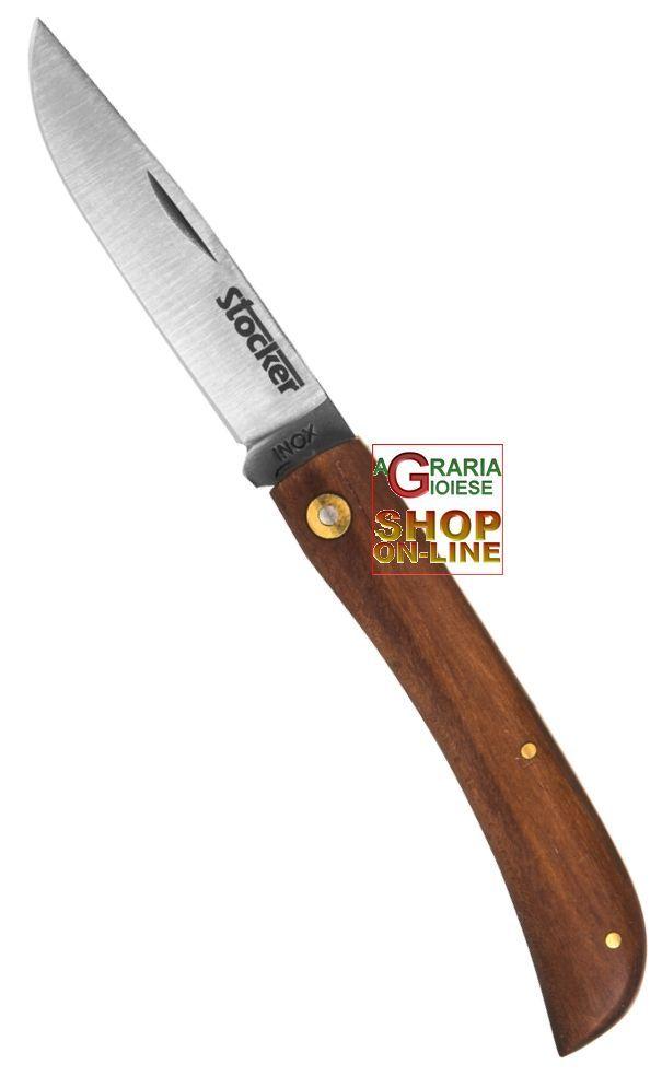 STOCKER COLTELLO CHIUDIBILE DA CACCIA M MANICO IN LEGNO LAMA INOX CM. 8,5 https://www.chiaradecaria.it/it/coltelli-stocker/23009-stocker-coltello-chiudibile-da-caccia-m-manico-in-legno-lama-inox-cm-85-8016604007446.html