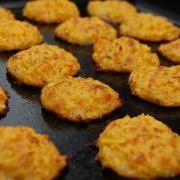 Buñuelos de calabaza y zanahoria al horno 5