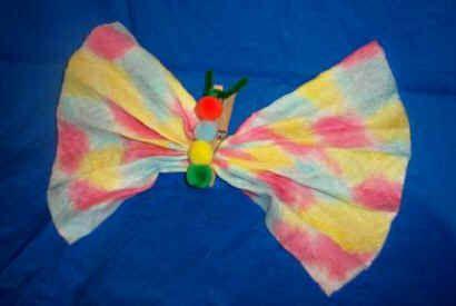Coffee Filter ButterflyCrafts Fair, Butterflies Preschool Theme, Butterflies Crafts, Insects Crafts, Caterpillar Butterflies, Caterpillar Crafts, Kids Crafts, Hungry Caterpillar, Butterflies Clothespins