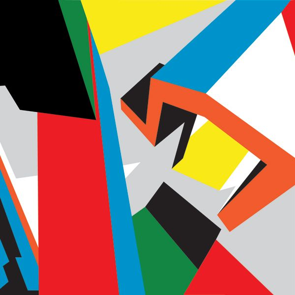Contemporary Art Paintings : Bryce Hudson : Geometric ...