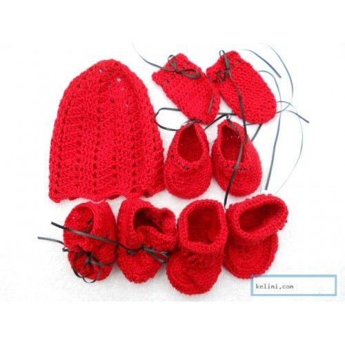 206 besten Crochet Booties and Mittens Bilder auf Pinterest | Häkeln ...