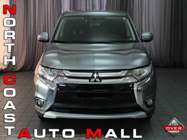 Used 2016 Mitsubishi Outlander for Sale in Akron, OH – TrueCar
