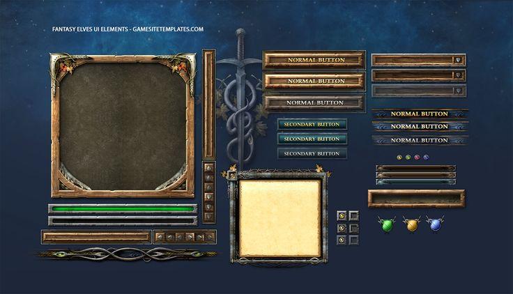 fantasy-game-gui.jpg (2000×1148)