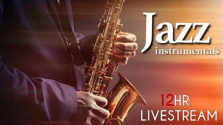 Dr SaxLove's Jazz Instrumental Live Stream - Instrumental Music for Work...