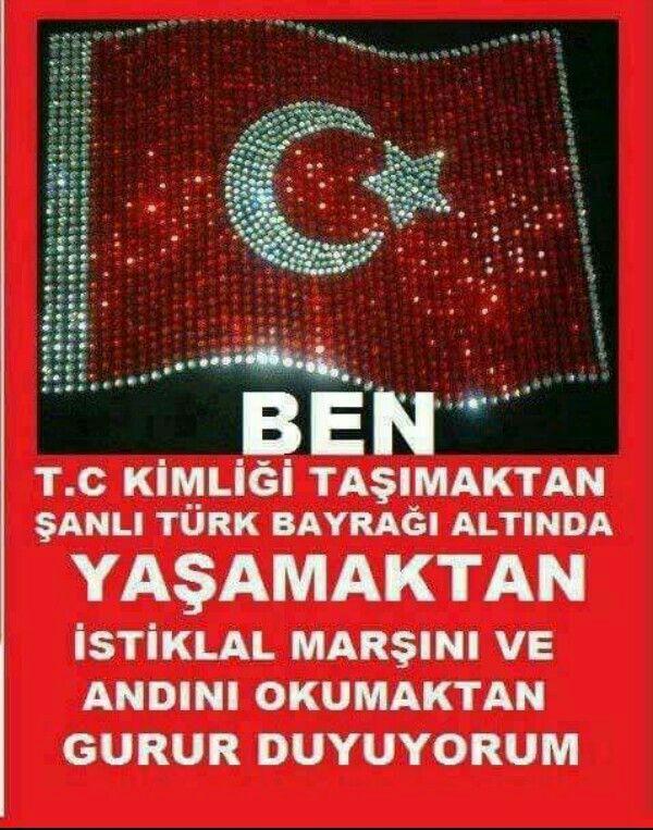 Ne Mutlu Türküm Diyene