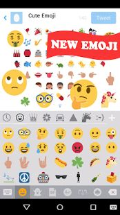 Emoji Keyboard Cute & Colorful- screenshot thumbnail