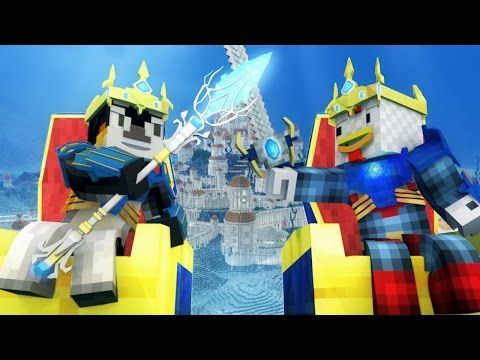 """Atlanteans"" - A Minecraft Parody of David Guetta Titanium (Minecraft Song) - YouTube"