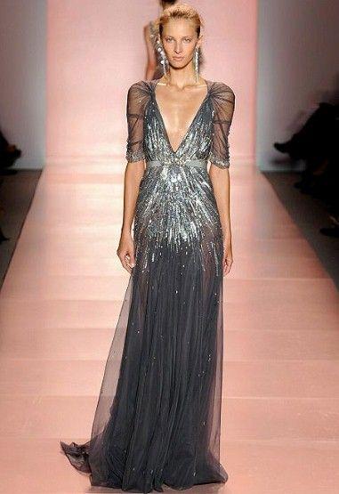 Jenny Packham. Amazing dress.
