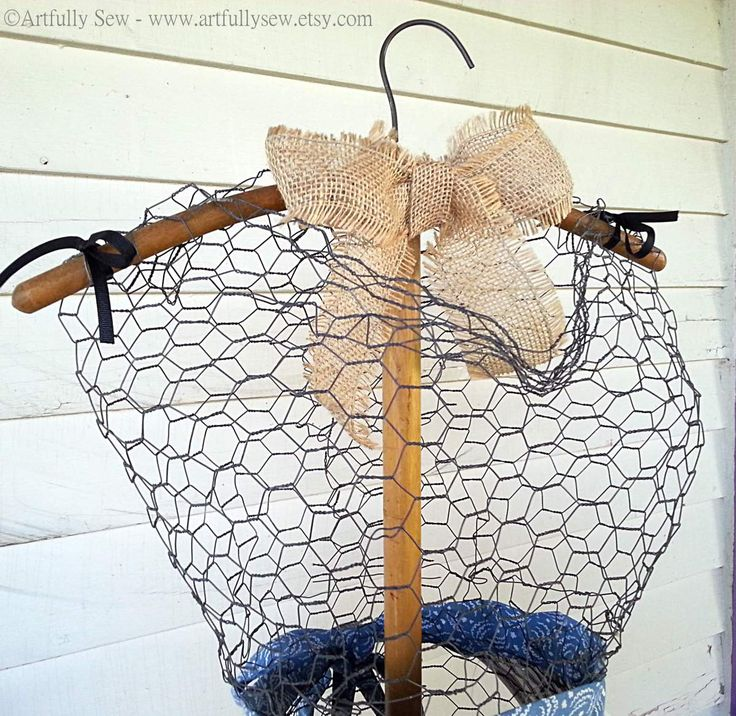 344 best All with chickenwire images on Pinterest | Chicken wire ...
