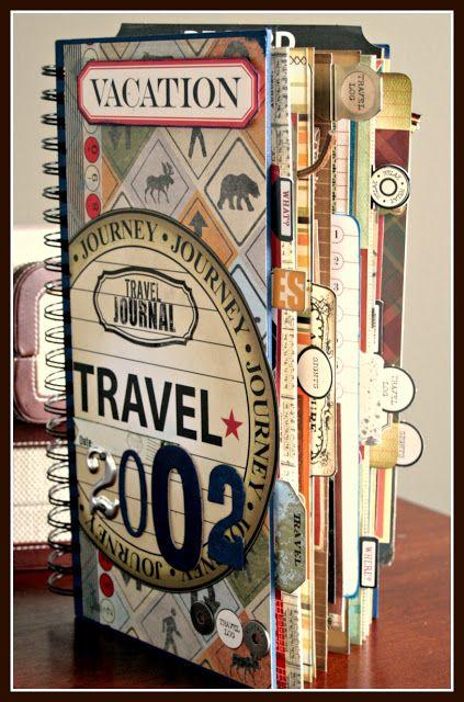 Great Outdoors Adventure Travel Album