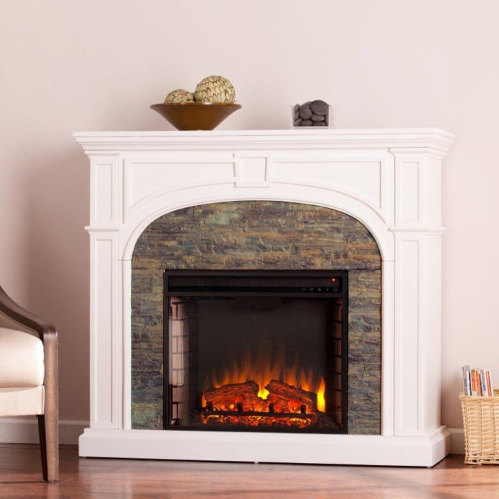 Fireplace Design sams club fireplace : The 25+ best Stone electric fireplace ideas on Pinterest