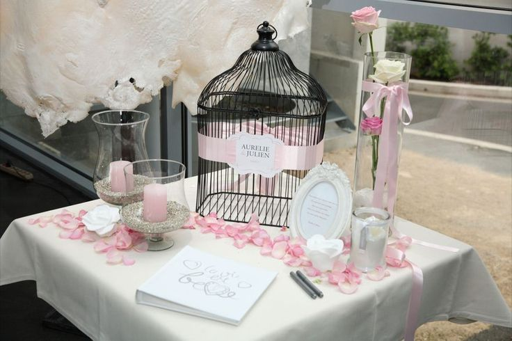 Décoration de mariage bucolique et romantique en Saône et Loire