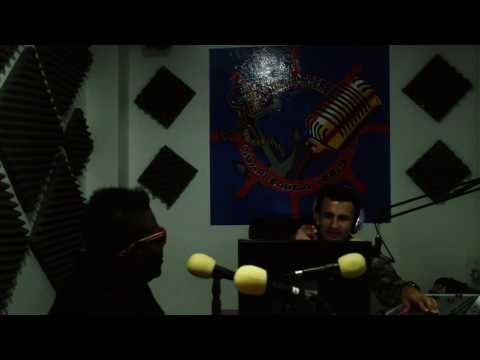 Moncho Segura, Entrevista en Marina stereo -Guapi (BAMPER STUDIOS)