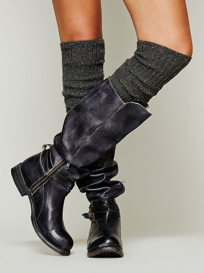 Bed Stu Bonnor Tall Boot at Free People Clothing Boutique