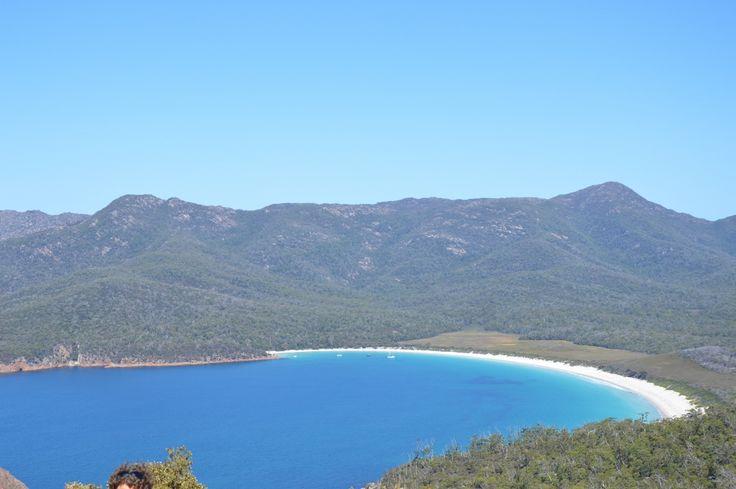 Wine Glass Bay, Tasmania, 2/2014