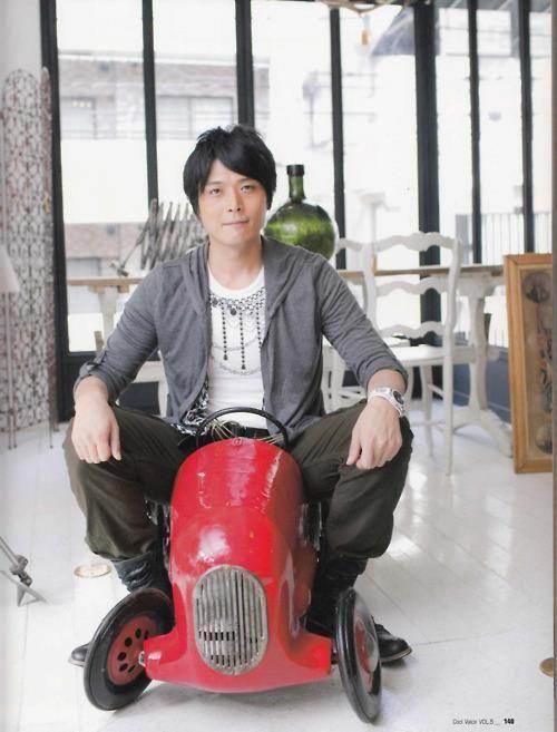 高橋 広樹 Takahashi Hiroki - Eiji (Prince of Tennis), Squalo (Reborn), Hisoka (Hunter x Hunter), Japan (Axis Powers Hetalia) #seiyuu: