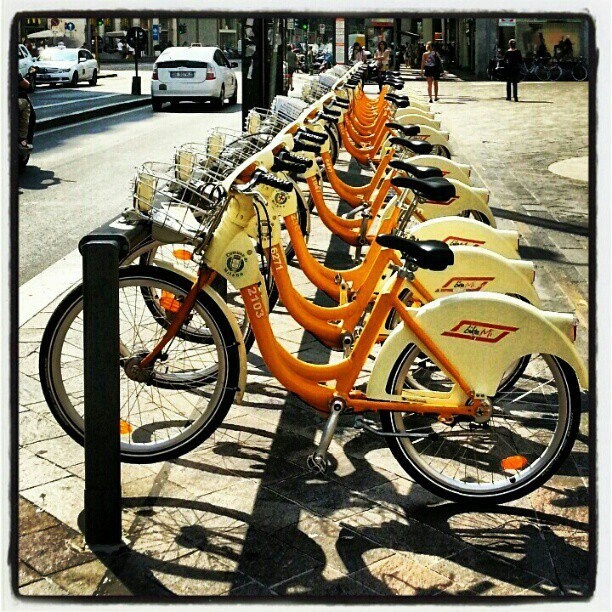 Milano City Bikes