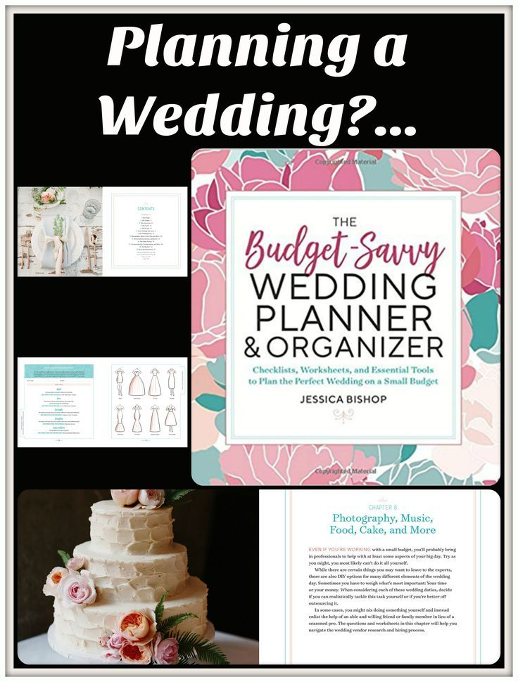 Are You Planning A Wedding Then You Need This Book The Budget Savvy Wedding P Wedding Organizer Planner Easy Wedding Planning Wedding Planning On A Budget