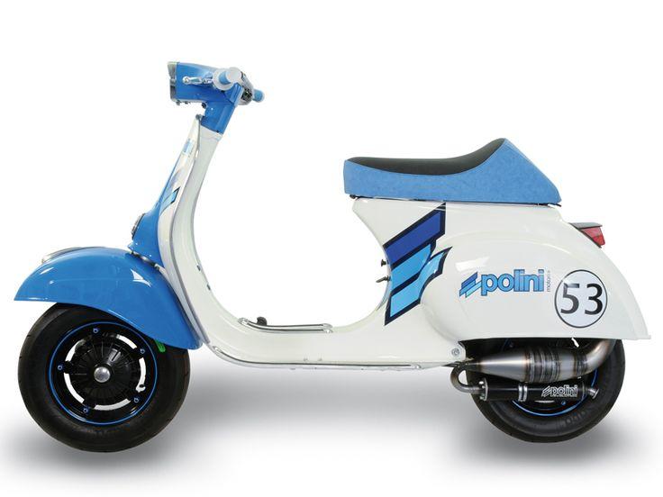 Piaggio Vespa Vespino - MotorsFolia.