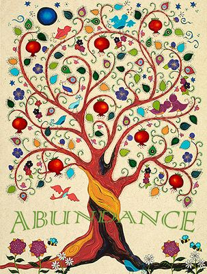 Abundance (Jupiter in Taurus in the 6th house of service & health) HOW something happens in my 6th house of service & health.