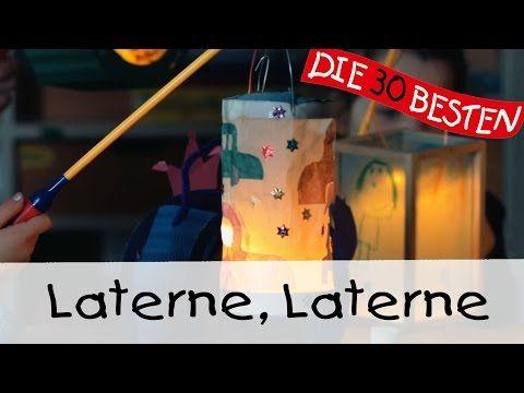 Laterne, Laterne - Singen, Tanzen und Bewegen    Kinderlieder - YouTube