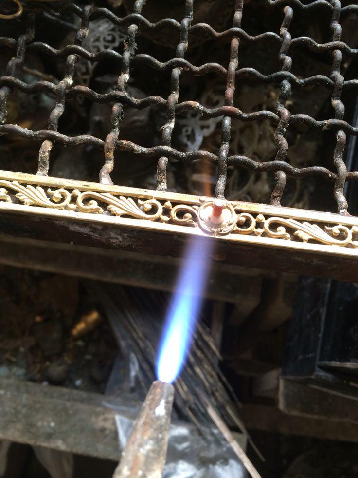 Welding Torch @ www.nioras.com work shop