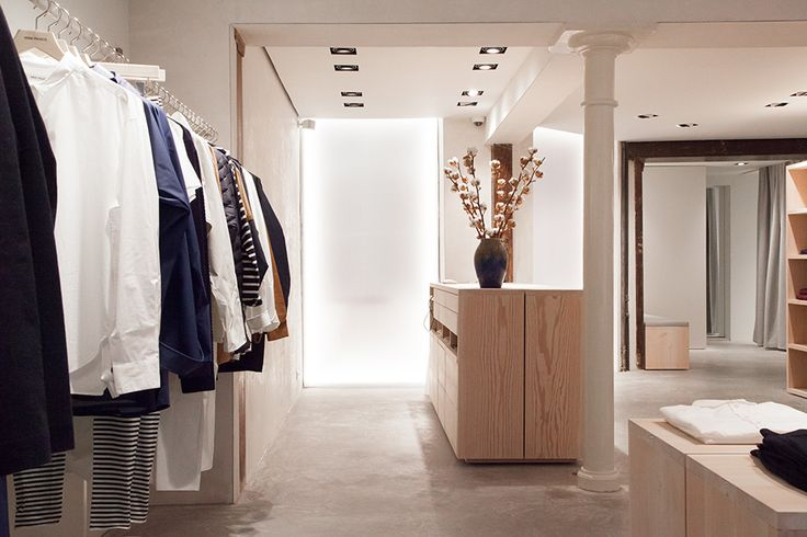 Danish imprint Norse Projects have just opened the door's to their first women's flagship store in Copenhagen.