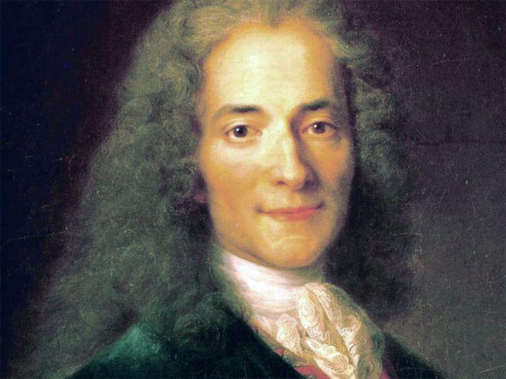 Io combatto la tua idea, che è diversa dalla mia, ma sono pronto a battermi fino al prezzo della mia vita perché tu, la tua idea, possa esprimerla liberamente. (Voltaire)