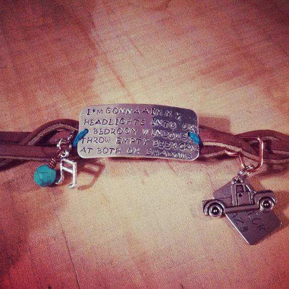 Redneck Crazy Bracelet by PookiesJukies on Etsy