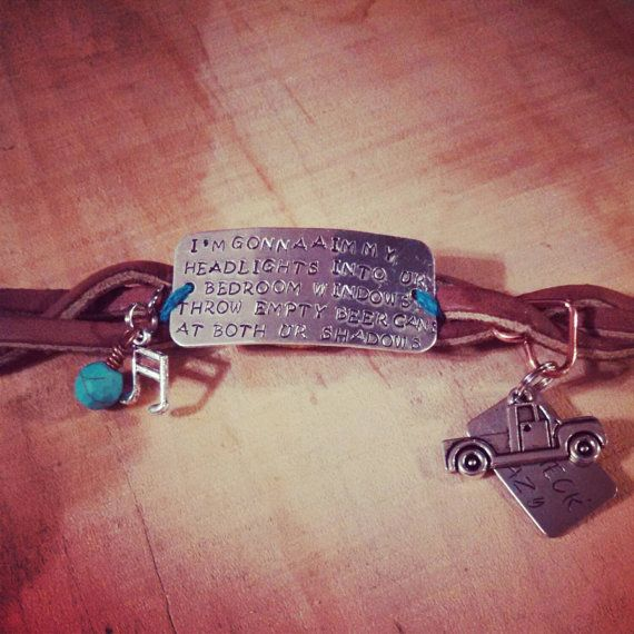 Hey, I found this really awesome Etsy listing at https://www.etsy.com/listing/206460761/redneck-crazy-bracelet
