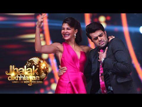 Jhalak Dikhhla Jaa Season 9 | Jacqueline Fernandez | Karan Johar | Manish Paul | Ganesh Hegde - YouTube