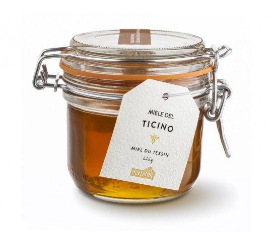 Nectaflor Honey - Designed by allink | Country: Switzerland #packaging #creative #design