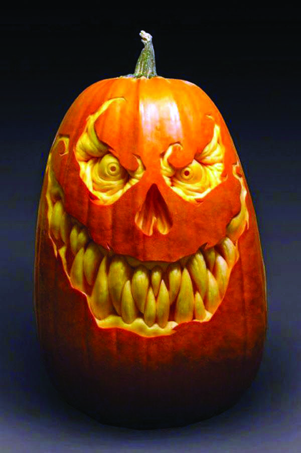 Ingenious Pumpkin Carving Ideas With Images Scary Pumpkin Carving Pumpkin Carving Scary Halloween Pumpkins