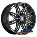 Xtreme NX-7 machined w/ black Wheel Rim Package Combo. We are online retailer for car enthusiasts. Our goal is to provide better custom wheels and tires, at affordable prices, and superior customer service. If you are shopping online for rims and tires you clicked to right place.
