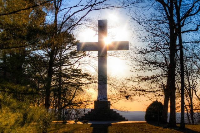 Memorial Cross - The University of the South - Sewanee, TN ...