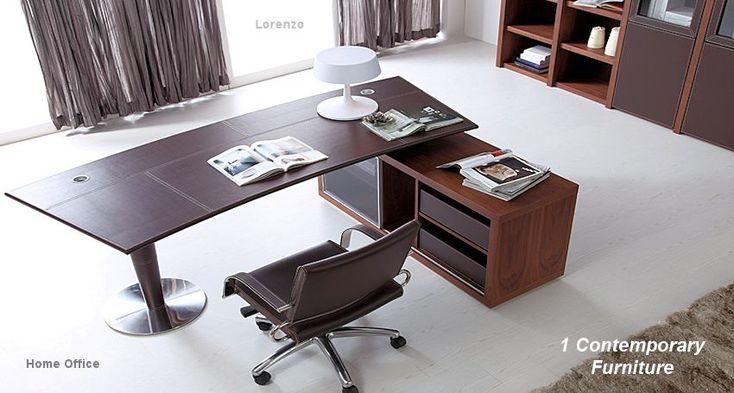 Contemporary Modern Office Furniture Alluring Design Inspiration