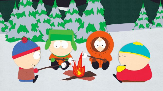 """""""'South Park' Renewed By Comedy Central Through 2019"""""""