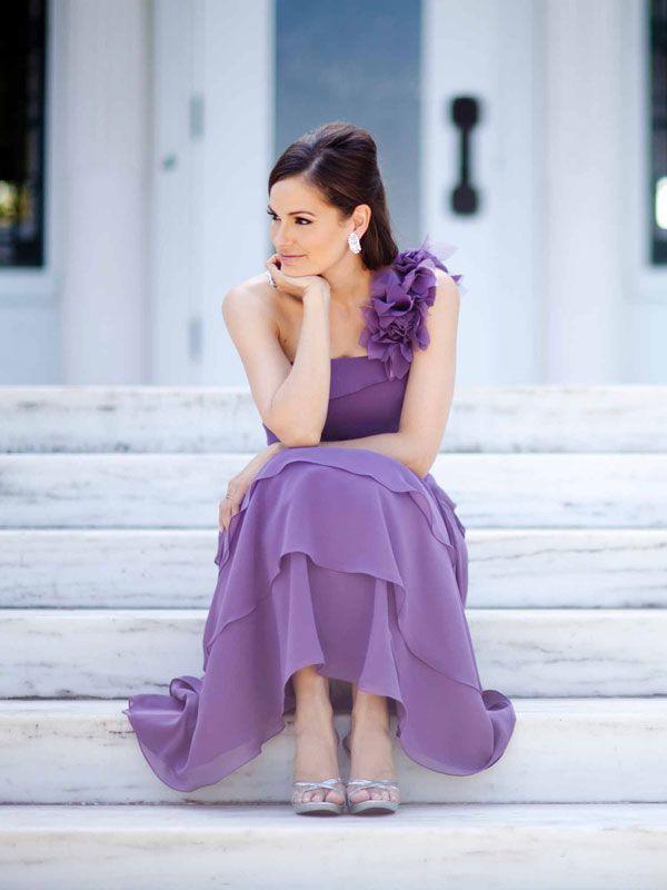 119 best Bridesmaid Dresses images on Pinterest | Short wedding ...