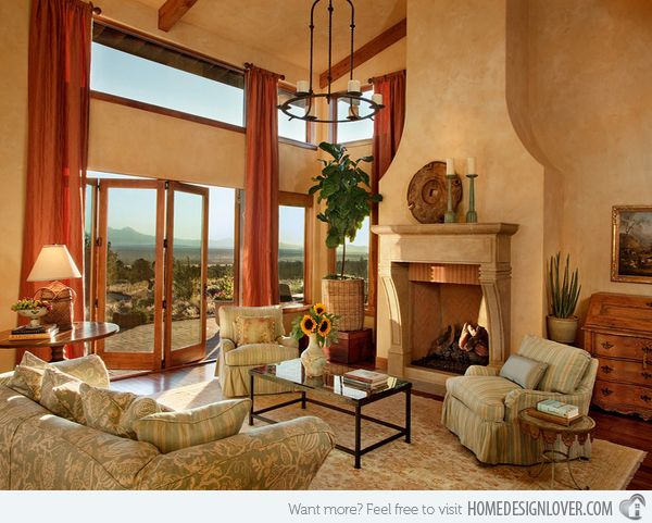 15 Beautiful Mediterranean Living Room Designs You Ll Love: 25+ Best Ideas About Tuscan Living Rooms On Pinterest