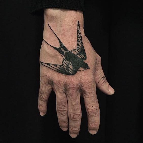 Best 25 solid black tattoo ideas on pinterest line for Painkillers before tattoo
