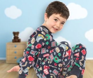 Boys, Kid and Boys footed pajamas on Pinterest