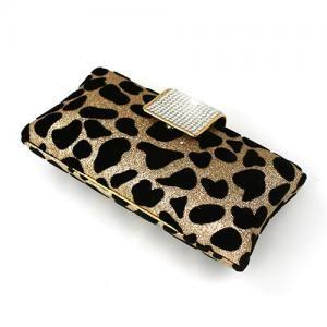 Cartera de noche para fiestas de leopardo €27.99