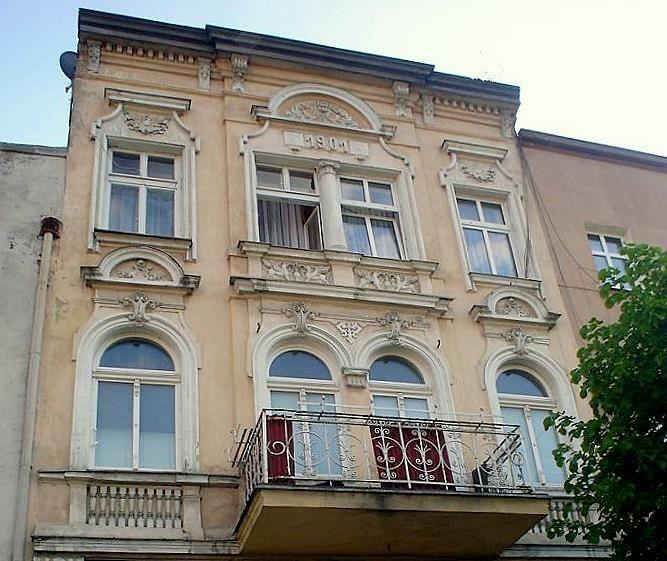 Kamieniczki (1) | zoom | digart.pl