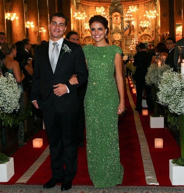 Madrinhas de casamento: Madrinhas de casamento famosas: Paloma Bernardi