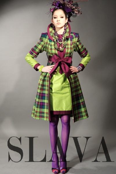 Slava Zaitsev, Russian fashion designer MODE HIVER **+