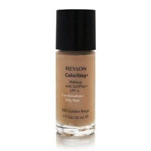 Revlon Colorstay Foundation measures up to the pricey foundations for a third of the cost! Positives of Revlon Colorstay-  Cheap, great amount of colors to choose from, long lasting, nice matte finish, can be found at your local drugstore, good coverage, awesome for oily skin types!: Foundation Revlon Colorstay, Oil Slick, Combination Oily Skin, Drugstore Foundation, Positive, Colorstay Foundation 3