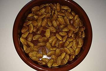 Orientalische geröstete Mandeln (Rezept mit Bild) | Chefkoch.de
